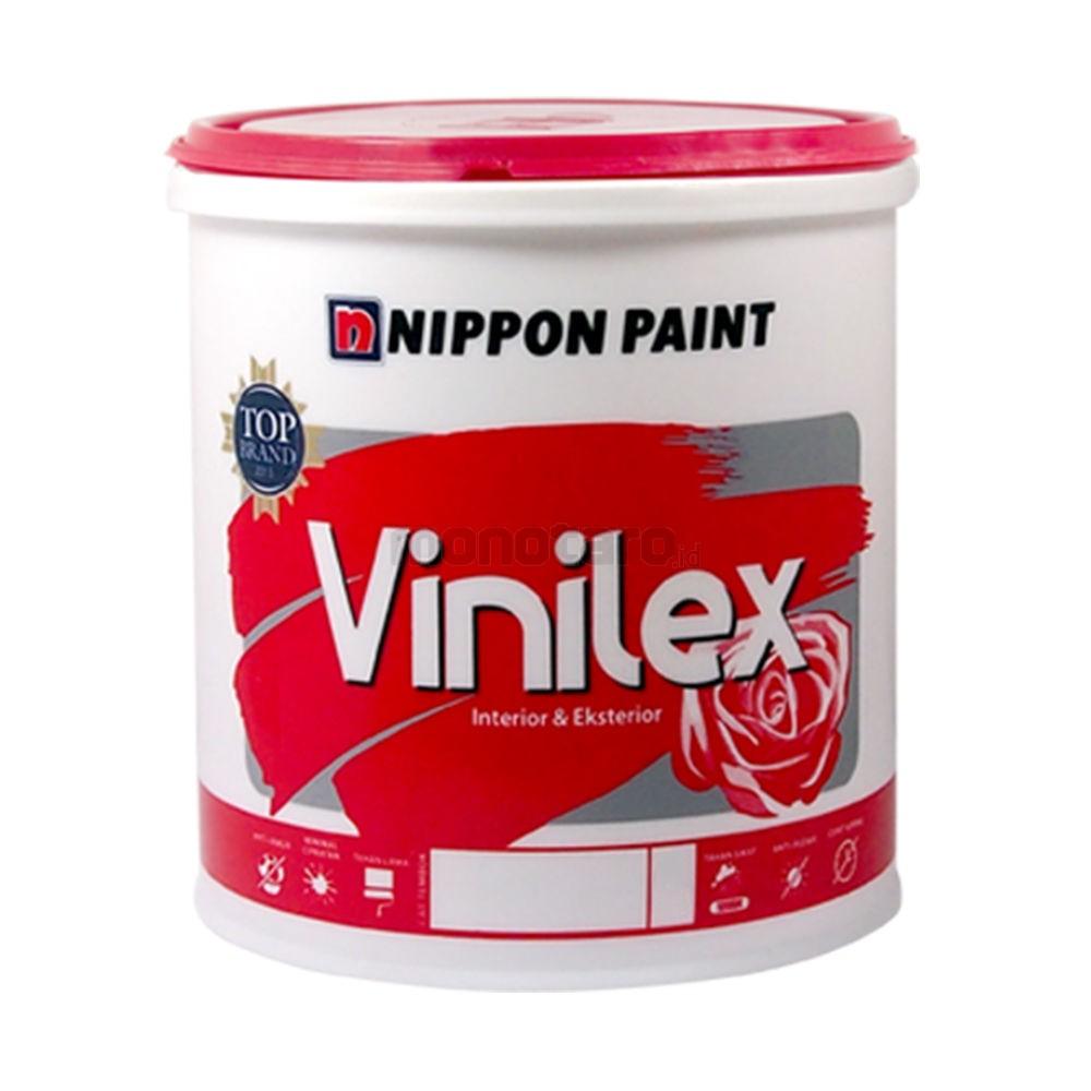 cat tembok nippon paint vinilex