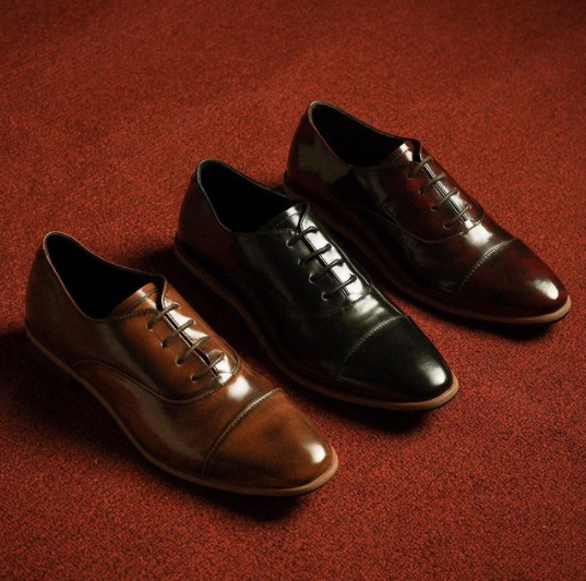 Produk Sepatu Kulit Lokal: Nappa Milano