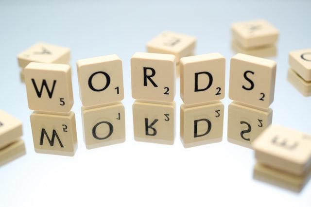 Indonesian slang word illustration