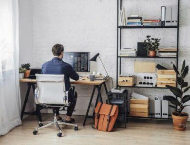 15 Desain Meja Komputer Minimalis dan Modern