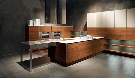 inspirasi dapur minimalis maskulin
