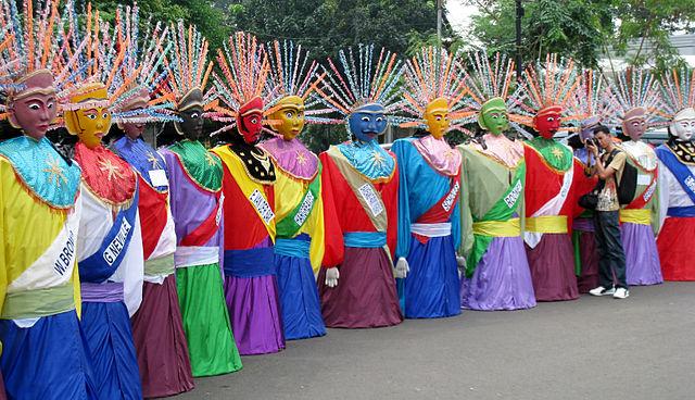 Ondel-ondel, Boneka Raksasa dari Jakarta
