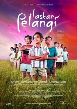 The rainbow troops (Laskar Pelangi) Indonesian movie