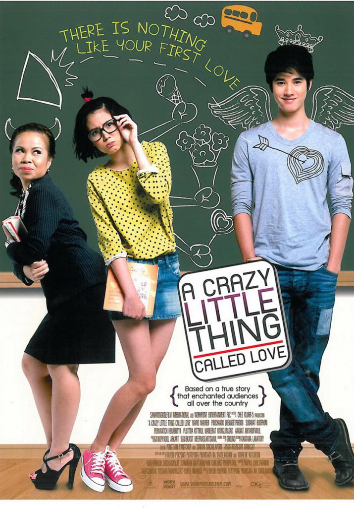 Crazy Little Thing Called Love is rom-com from thailand