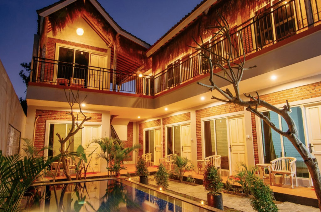 Bali guesthouse for long term rental