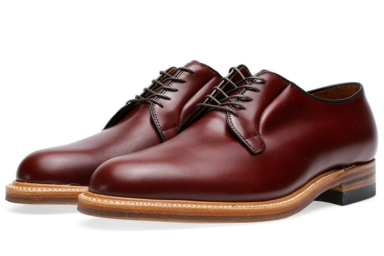 Blucher is one type of men's shoe that you need