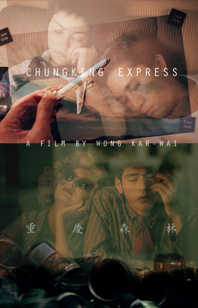 Chungking Express is a movie from Hong Kong