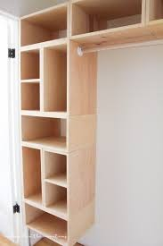 boxes for walk-in closet