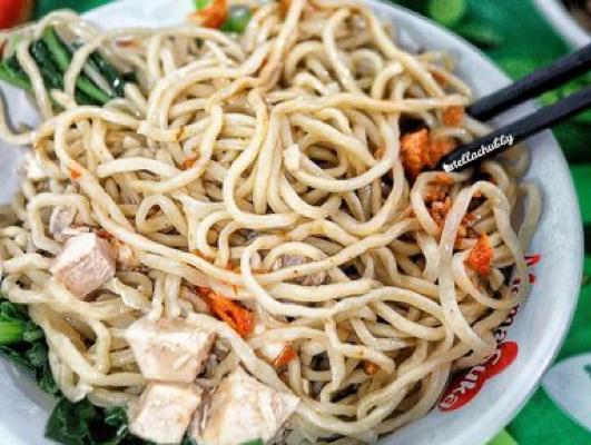 Berkat Chicken Noodles