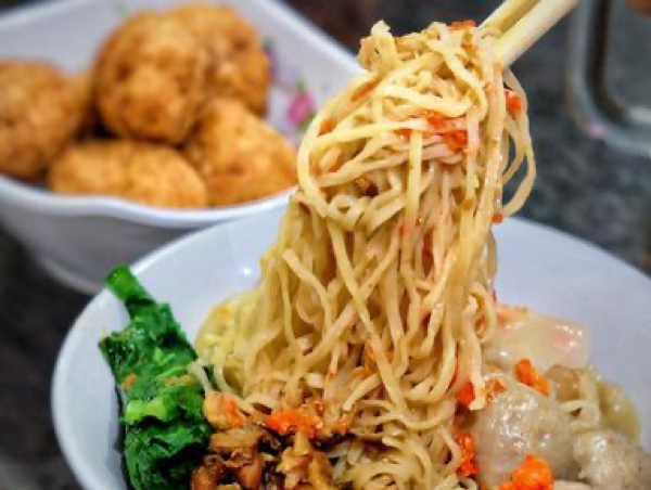 Gondangdia Chicken Noodle jakarta