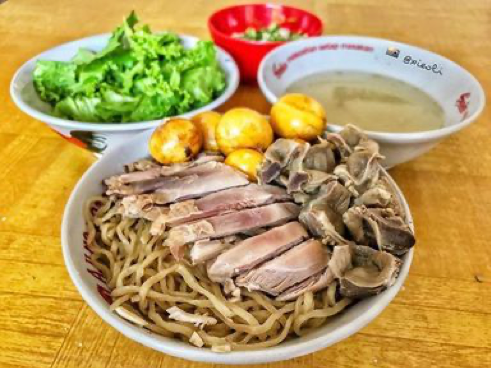 Acang Noodles jakarta