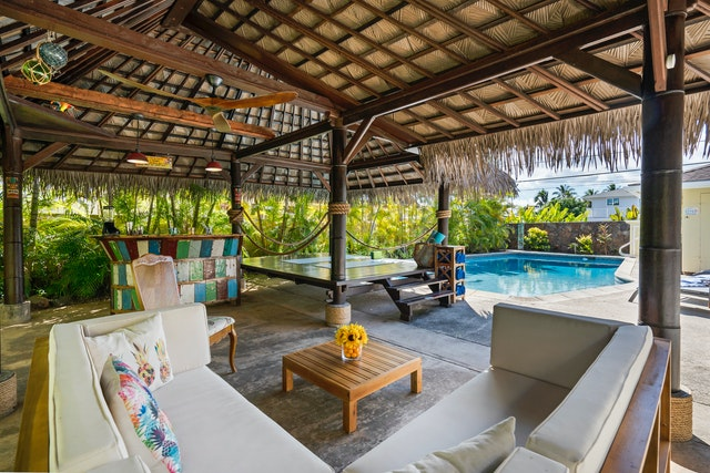 Bali villa for long term rental