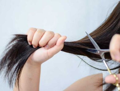 4 Tips and 5 Ways to Cut Your Own Hair at Home