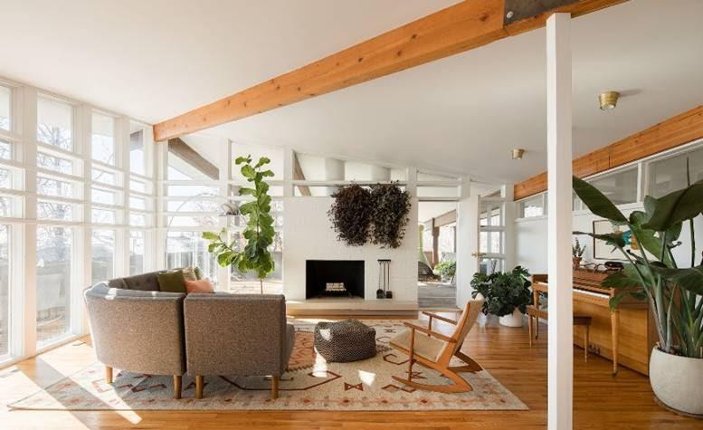 12 Pilihan Sekat Ruang Tamu Unik untuk Kesan Luas di Rumahmu