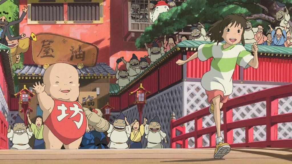 Spirited Away is another best Asian movie that has won Oscar beside Parasite