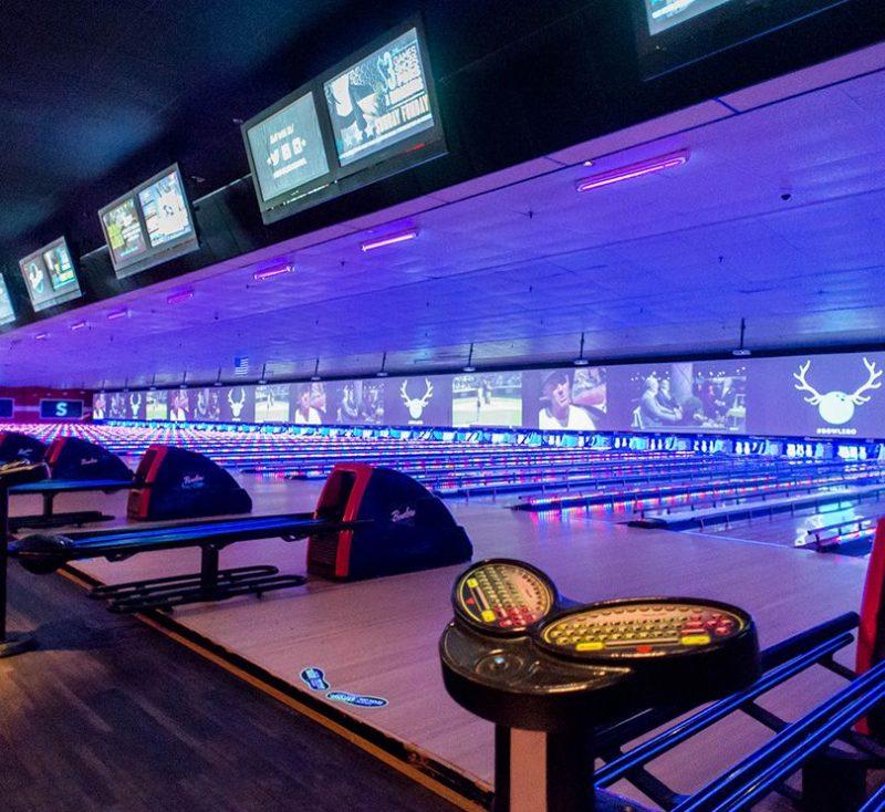 Superlane Bowling Alley