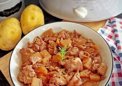 Chicken Potato Stews
