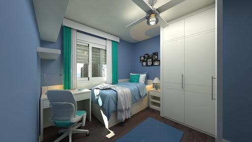 bedroom paint colors blue