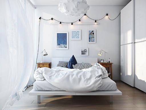 10 Rekomendasi Warna Cat Kamar Tidur untuk Ciptakan Tidur Berkualitas