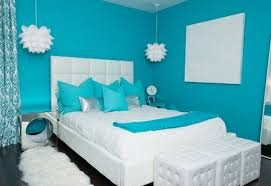 bedroom paint colors turquoise