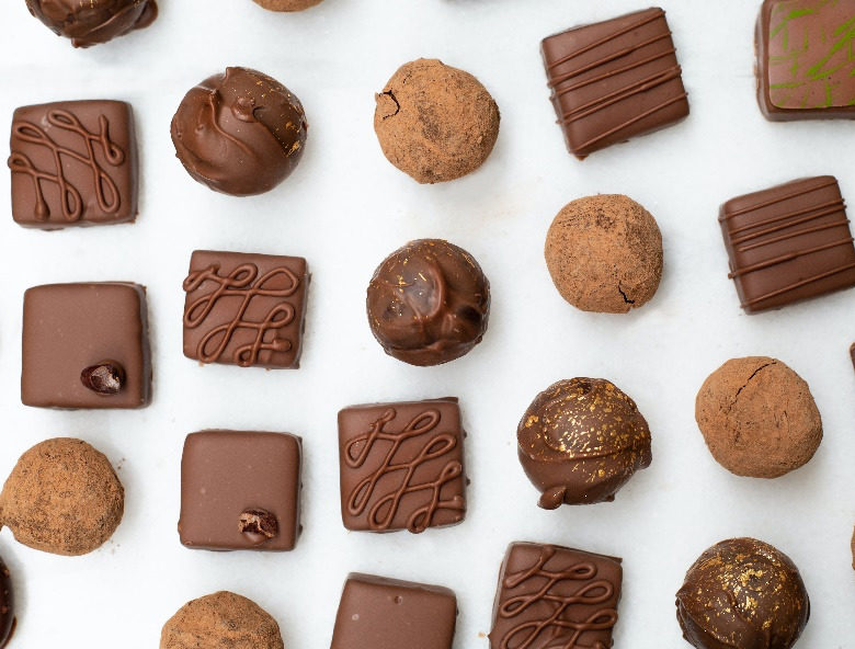 Recommendations for Valentine Chocolate