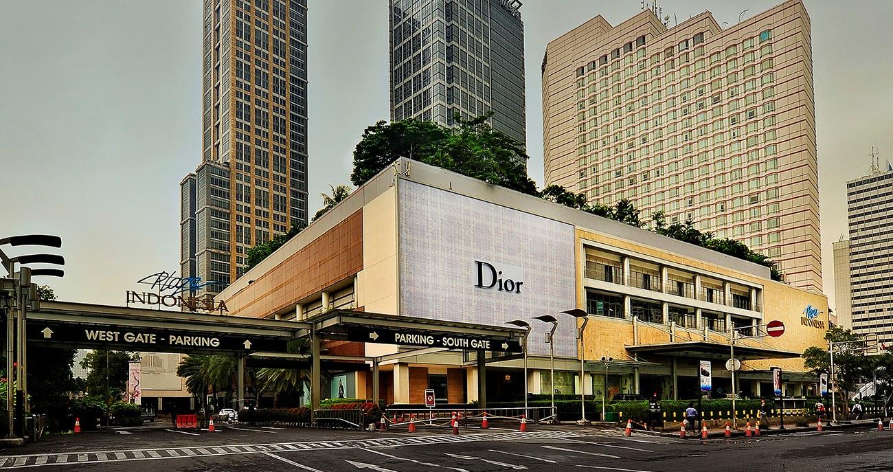 mall dan perbelanjaan dekat dengan apartemen di menteng
