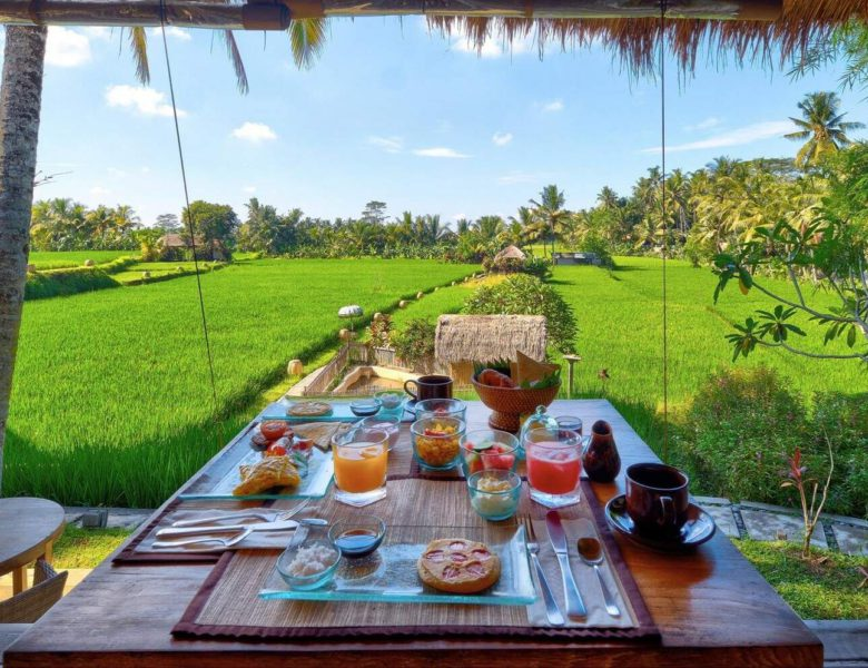 10 Restaurants in Ubud with the Best Natural Atmosphere