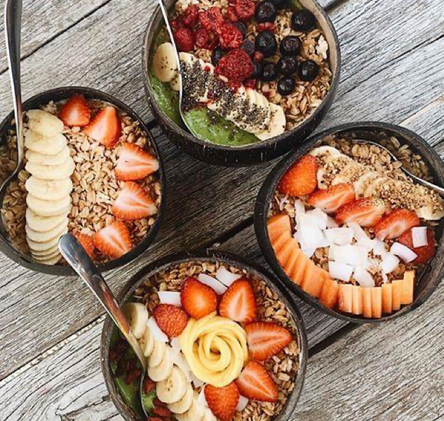 The 12 Healthy and Mouth-watering Smoothie Bowl in Bali