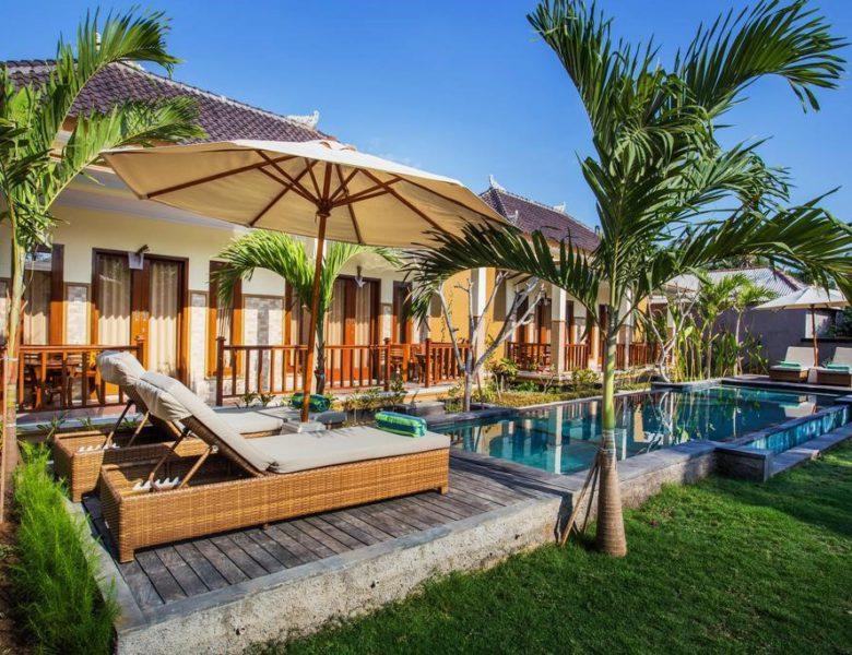 13 Guesthouse Yang Terjangkau di Lembongan, Bali