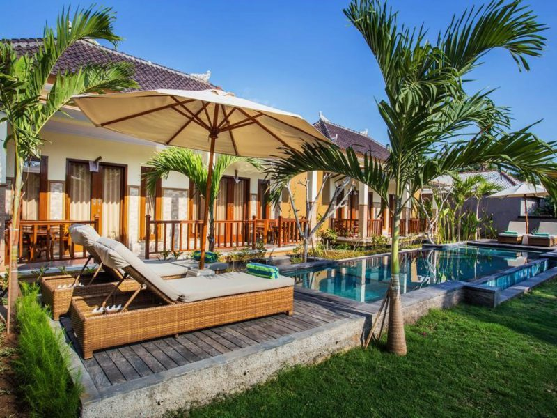 13 Top-rated and Affordable Guesthouse in Lembongan, Bali