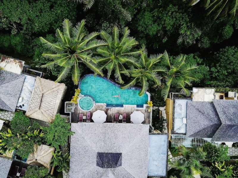 10 Recommendations of Villas in Ubud with Private Pool