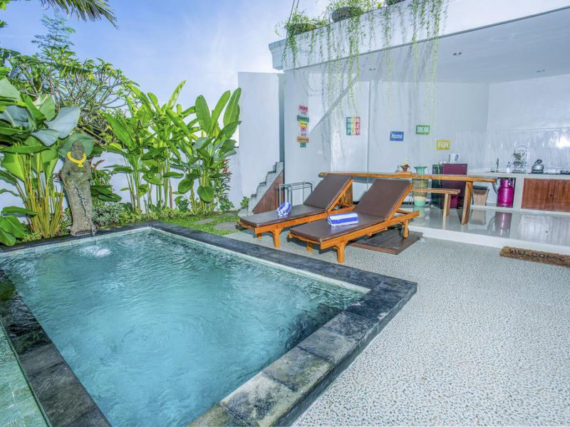 10 Bali Villas with Private Pool for Your Enjoyable Staycation!