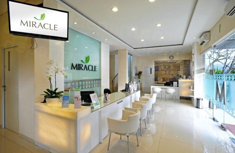 miracle aesthetic clinic bali
