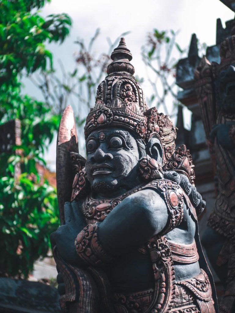 temple east bali