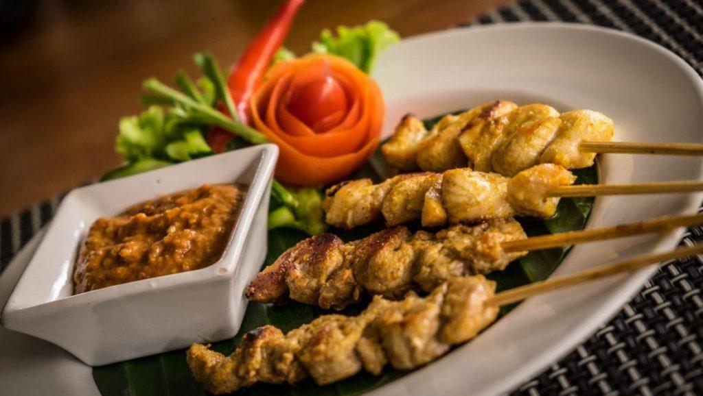 lemongrass thai restaurant bali