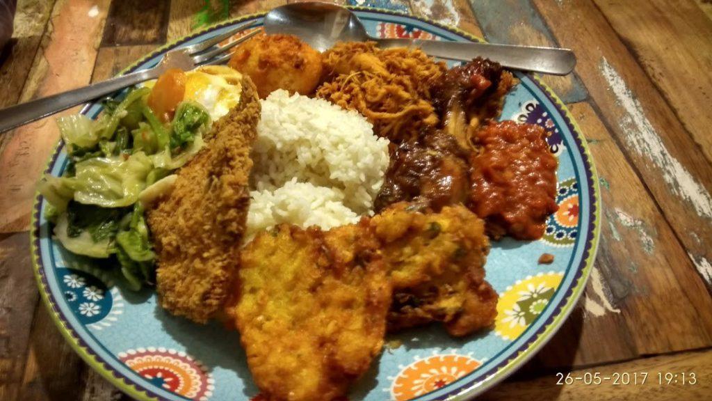 Warung Varuna Canggu Restaurants