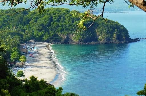 virgin beach east bali