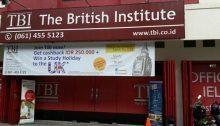 the british institute kursus bahasa inggris bali