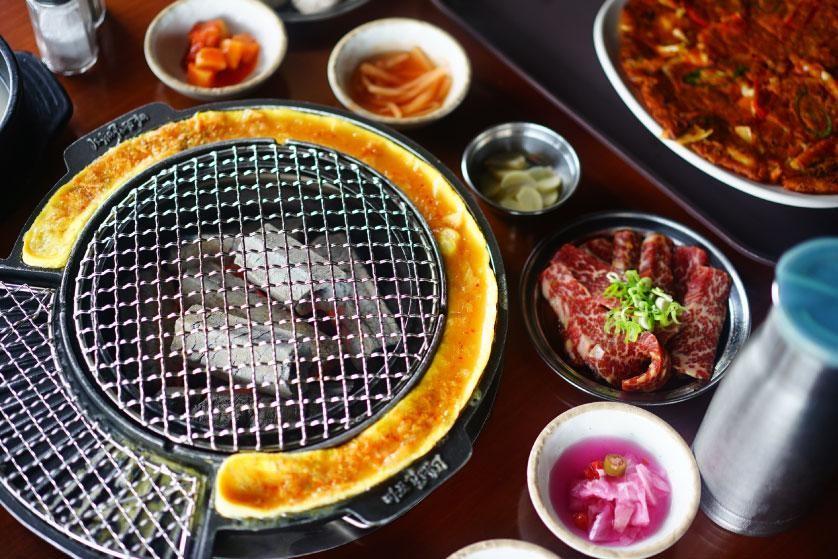 magal korean restaurant bali