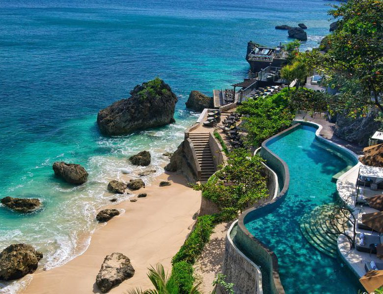 10 Hotels & Resorts with Stunning Private Beach in Bali