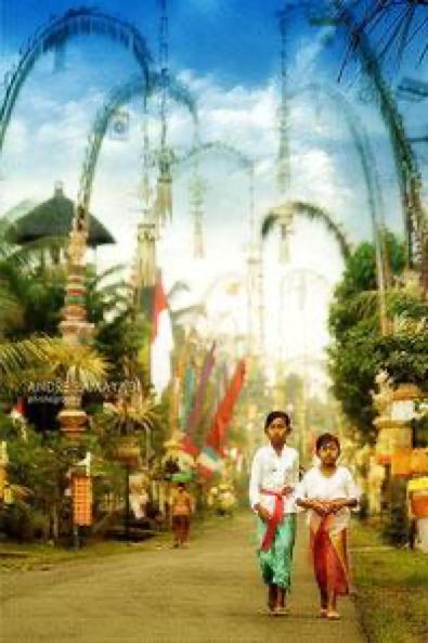 galungan and kuningan bali ceremony