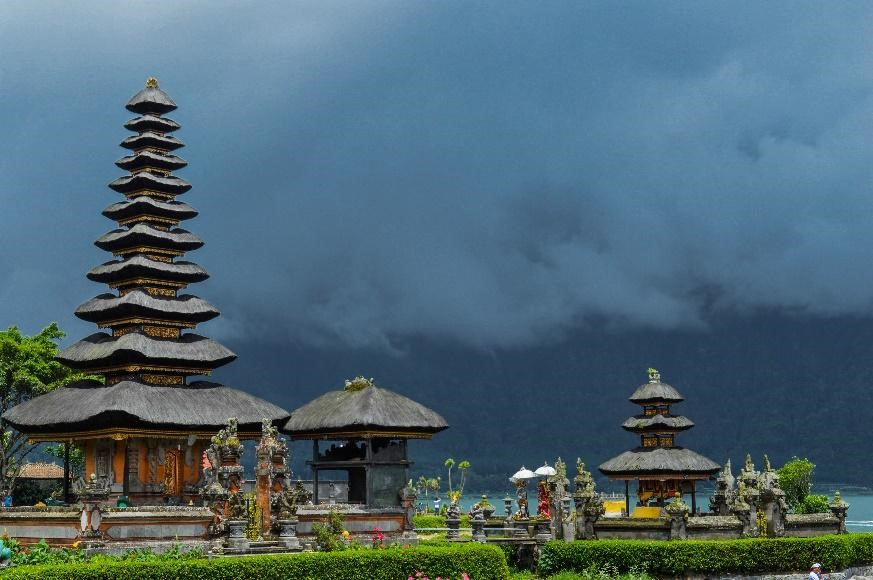temples nusa dua bali