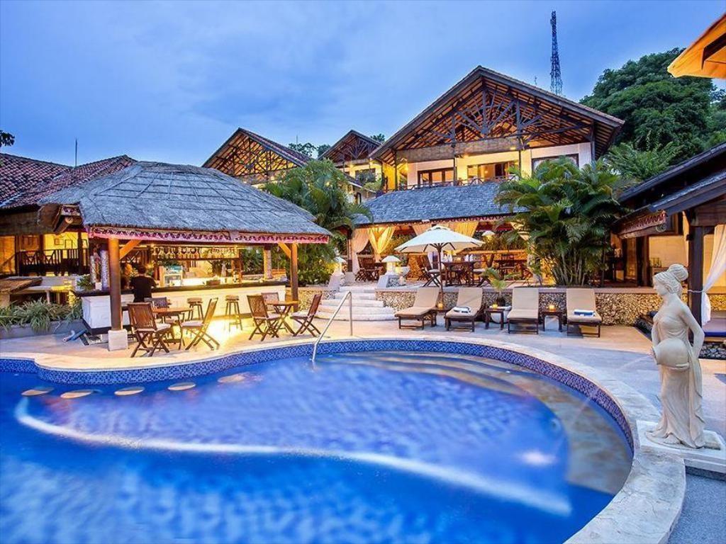 island beach villa lembongan
