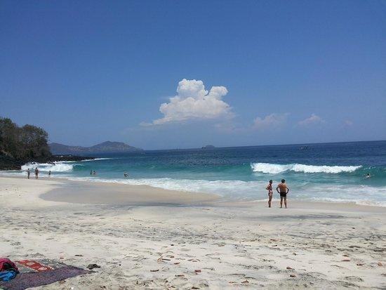 tugel beach east bali