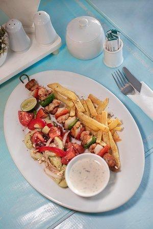 souvlaki greek restaurant bali