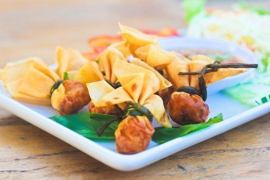spice thai restaurant bali