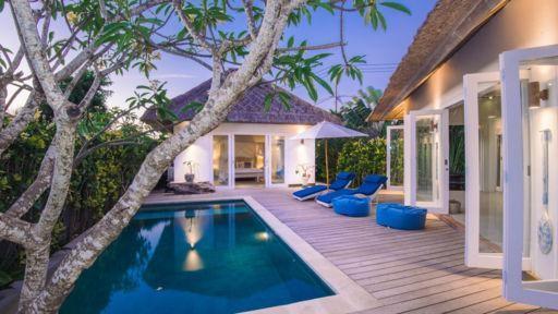 escape villa lembongan
