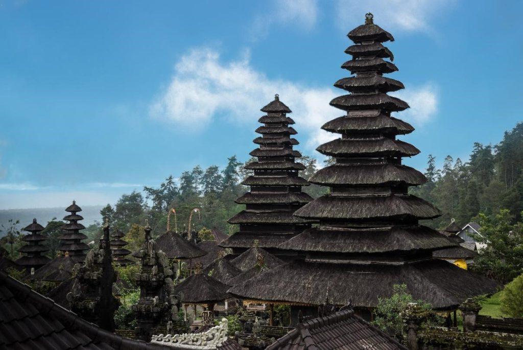 besakih temple east bali