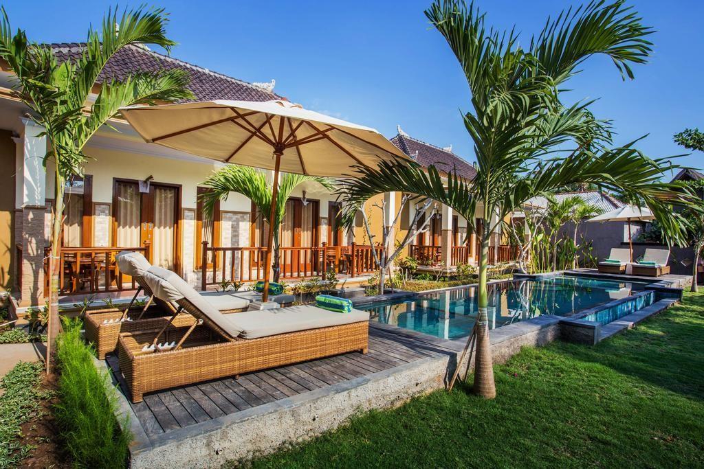 paradise guesthouse lembongan