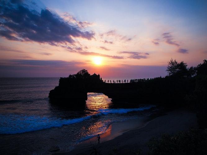 10 Tempat Terbaik untuk Menikmati Sunset di Bali